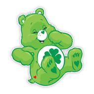 Care Bears Good Luck Bear Happy