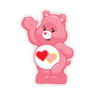 Care Bears Love A Lot Bear Wave