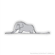 Le Petit Prince Boa Constrictor + Elephant