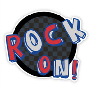 Fraggle Rock Rock On Wall Badge