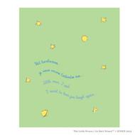 Le Petit Prince 'I Want to Hear You Laugh Again'