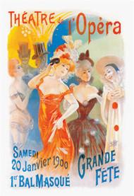 Theatre De L'Opera