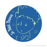 Le Petit Prince Wall Badge Blue