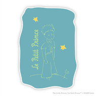 Le Petit Prince Wall Graphic Light Blue
