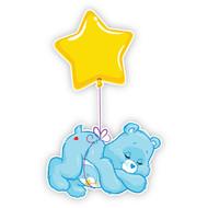 Care Bears Bedtime Bear Star Balloon