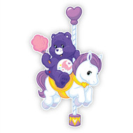 Care Bears Sweet Dreams Bear on Carousel Horse