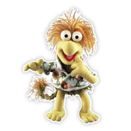 Fraggle Rock Wembley Wall Cutout