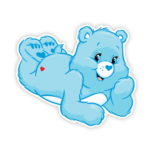 Care Bears Bedtime Bear Relaxing - Walls 360