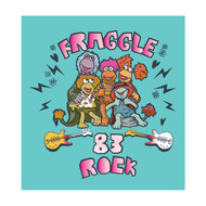 Fraggle 83 Rock Wall Square