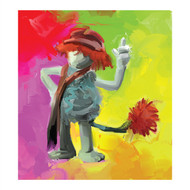 Fraggle Rock Boober Pop Art
