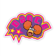 Fraggle Rock Dance Wall Badge