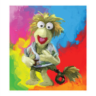 Fraggle Rock Wembley Pop Art