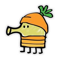 Doodle Jump Carrot Suit