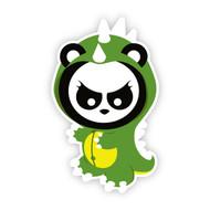 Angry Panda: Dinosaur