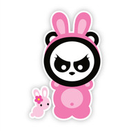 Angry Panda: Bunny