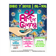First Friday: December 2012