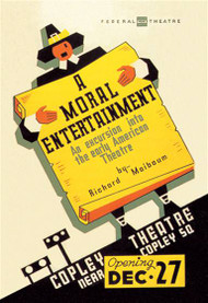 Moral Entertainment Early American Theater