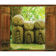 Window Views Monks