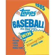 Topps: Baseball Cards 1985