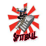 Wild Grinders Action Spitball II