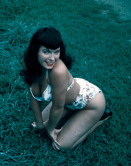 Bettie Page V (Multiple Color Options)