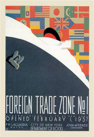 Foreign Trade Zone No 1 NYC Dept of Docks