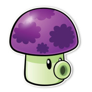 Plants vs. Zombies 2: Puff-shroom