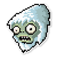 Plants vs. Zombies Garden Warfare: 8 Bit Yeti