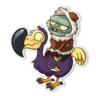 Plants vs. Zombies 2: Dodo Rider Imp