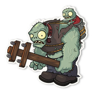 Plants vs. Zombies 2: Gargantuar