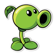 Plants vs. Zombies 2: Peashooter