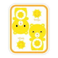 Yummi Bear Funshine Have Fun Badge