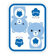 Yummi Bear Grumpy Badge II