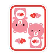 Yummi Bear Love-a-Lot I Love U Badge