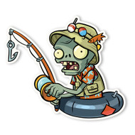 Plants vs. Zombies 2: Fisherman Zombie