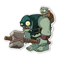 Plants vs. Zombies 2: Dark Ages Gargantuar