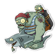 Plants vs. Zombies 2: Gargantuar Pirate