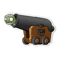 Plants vs. Zombies 2: Imp Cannon