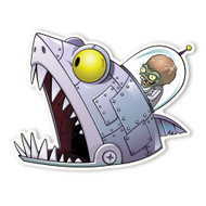 Plants vs. Zombies 2: Zombot Sharktronic Sub