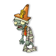 Plants vs. Zombies 2: Mummy Conehead Zombie