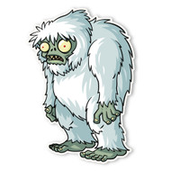 Plants vs. Zombies 2: Zombie Yeti