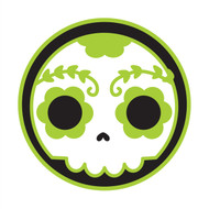 Not Day Of The Dead (Green)
