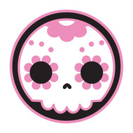 Not Day Of The Dead (Pink)