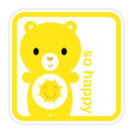 Yummi Bear Funshine So Happy Badge