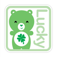 Yummi Bear Lucky Badge