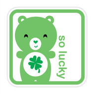 Yummi Bear Lucky So Lucky Badge
