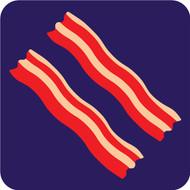 Hipster Bacon