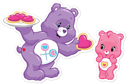 Share Bear Sharing Cookies Walls 360