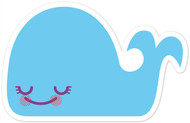 Kawaii Animals Blue Whale