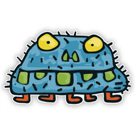 Blue Monster (Five Legs)